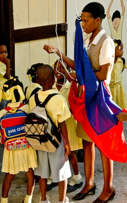 Colors of Haiti