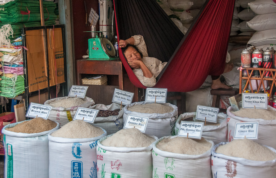 Dreaming in Siem Reap, Cambodia