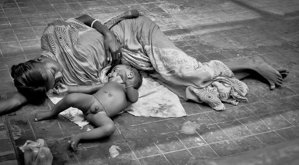 Dreaming of a Home - Calcutta, India