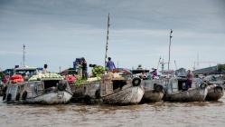 Floating Market Boats