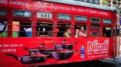 Red Trolley, Calcutta, India
