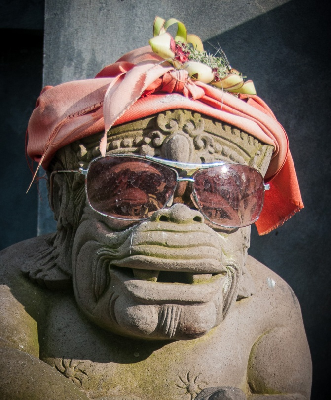 Happy Faces - Ubud, Bali