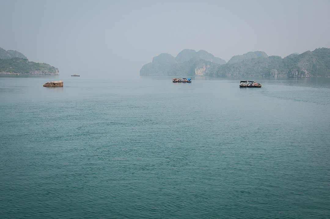 Beyond  Halong Bay