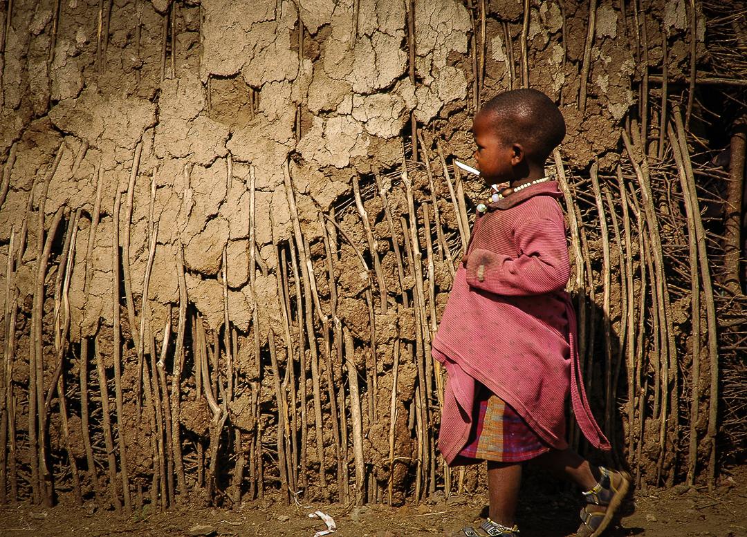Masai Village, Tanzania
