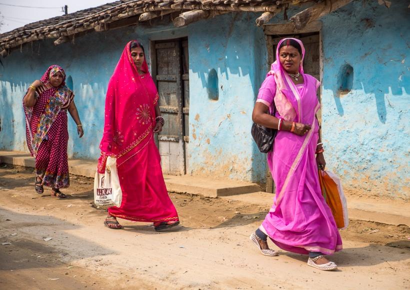 Rural Roads of India