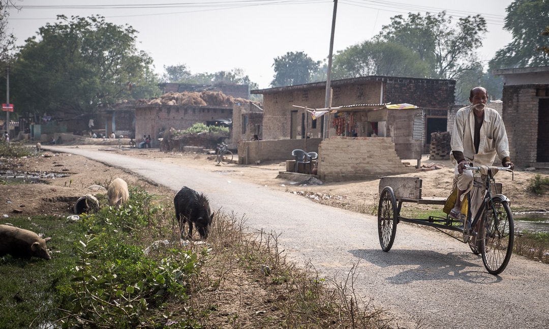 Rural Roads of India