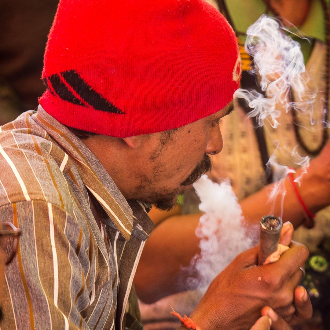 Smoking Sadhus-2