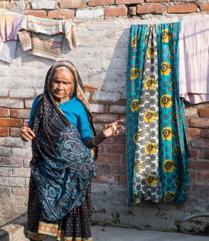 Delhi Slums