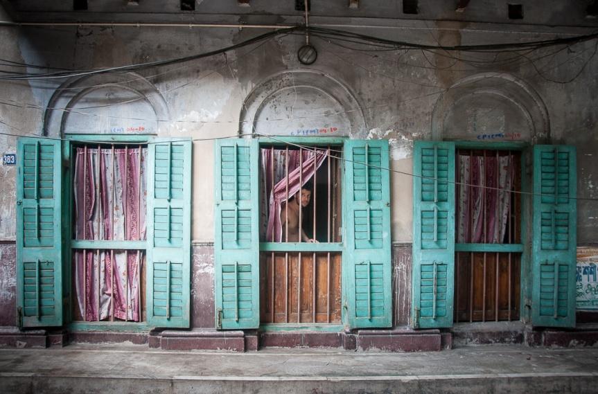 People Watching Photos, Calcutta, India