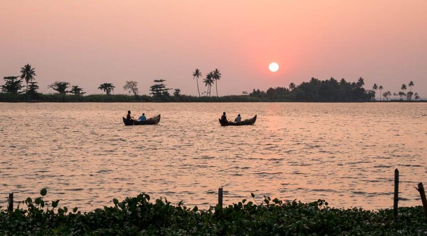 Kerala Backwaters photo