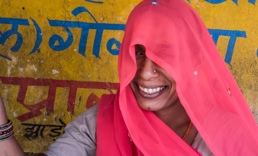 Rajasthan Faces photo