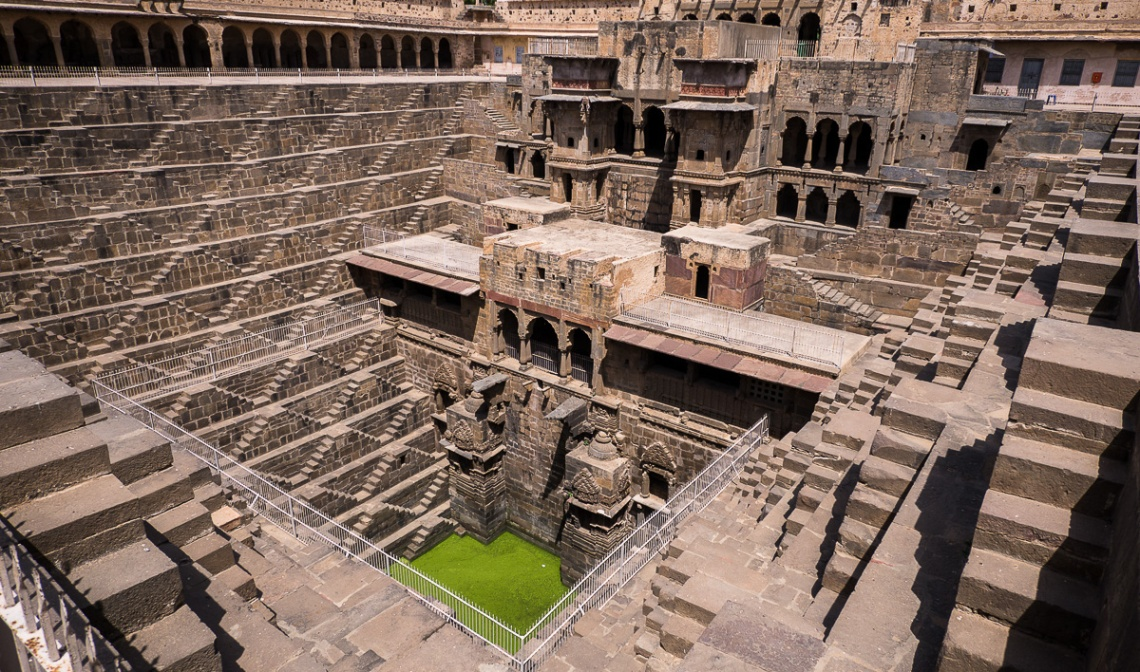 Chand India  city photos : ... the Escher esque Chand Baori, Abhaneri , India | Ron Mayhew's Blog