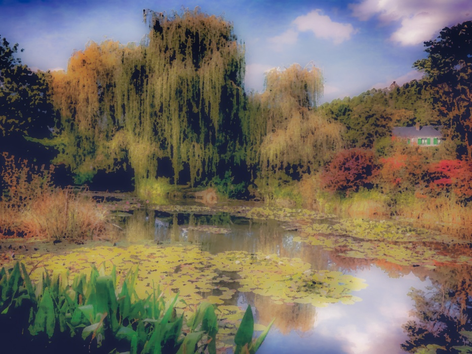 Claude's Place Giverny