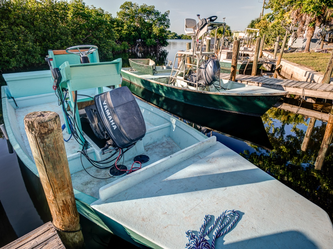 Mullet Fishing Pine Island