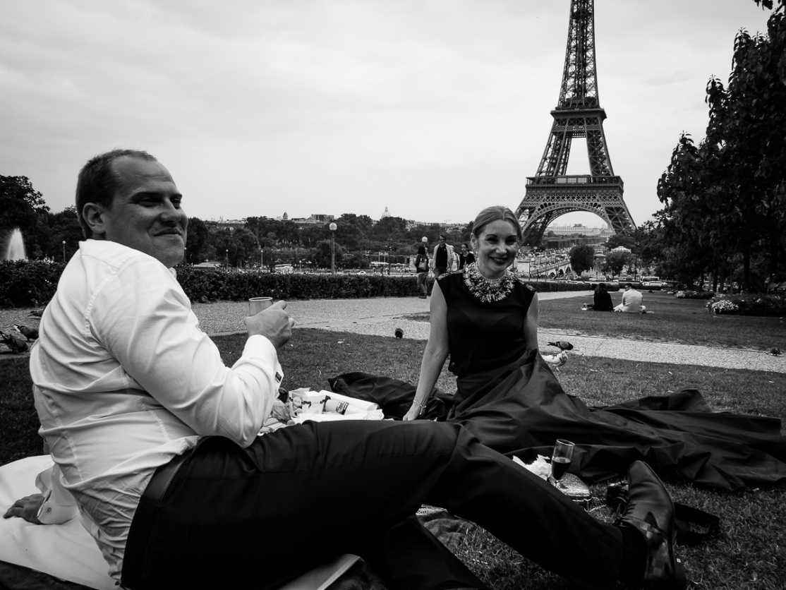 Paris - City of Love Photo
