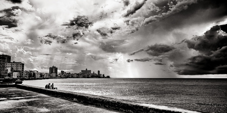 Waiting for Rain - Havana, Cuba-