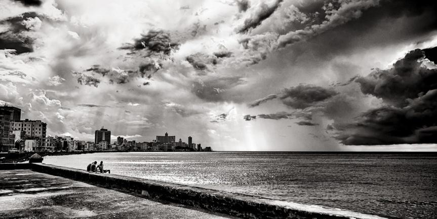 Waiting for Rain - Havana, Cuba-
