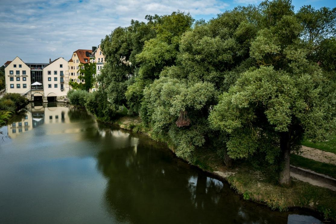 Regensburg, Germany-