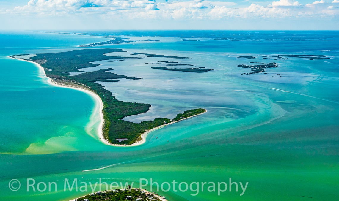 Cayo Costa with Cabbage Key and Useppa Island
