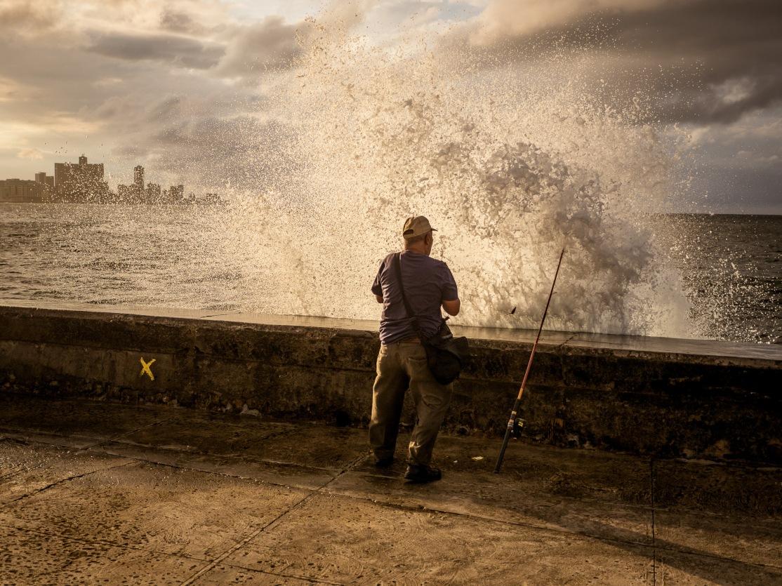 Havana, Cuba Malecon-2