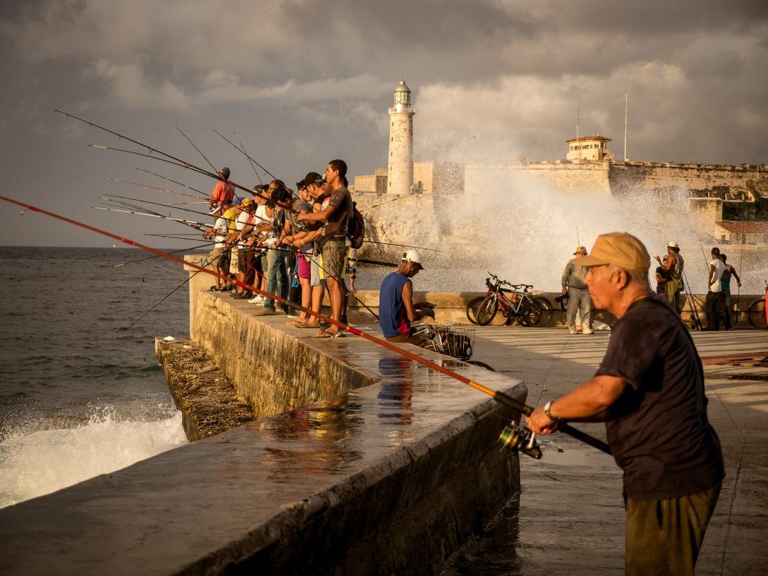 Havana, Cuba Malecon-6