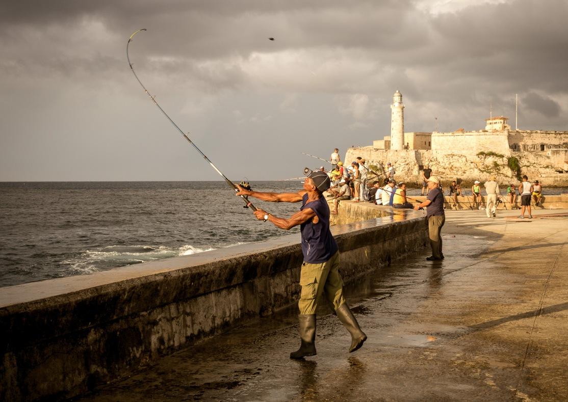 Havana, Cuba Malecon