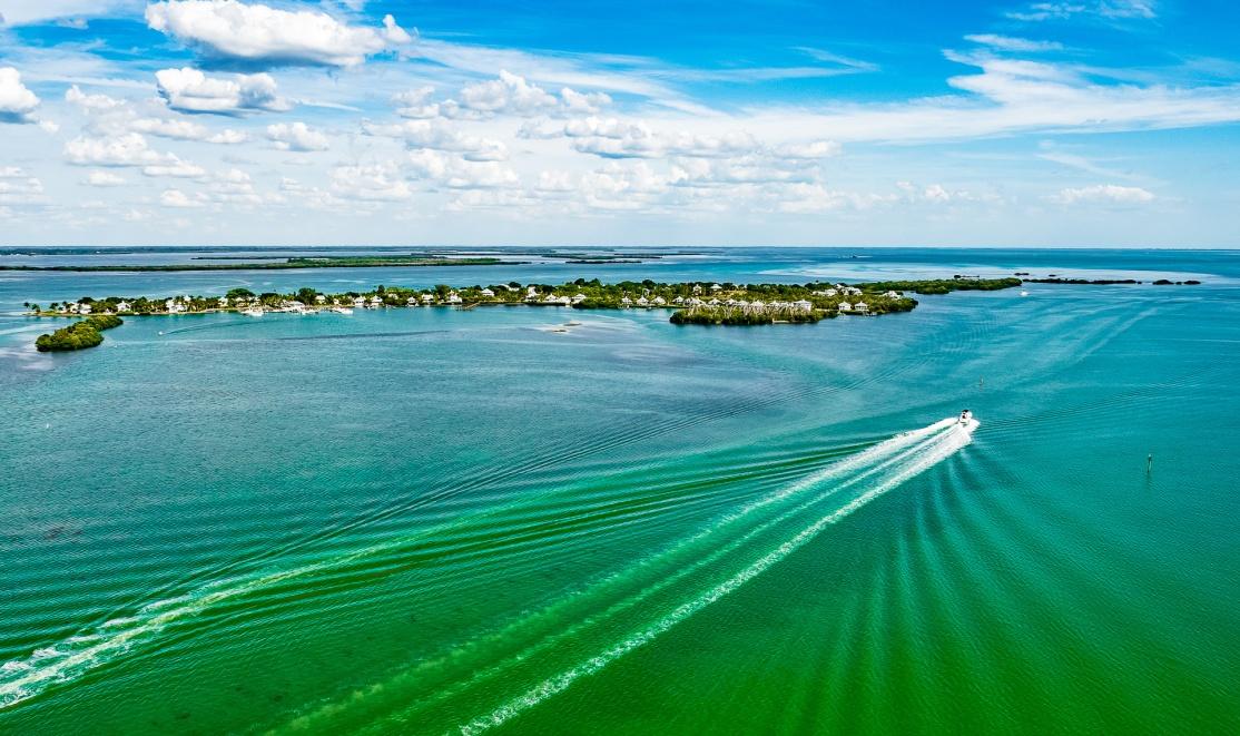 Pine Island Boat Cruises Florida