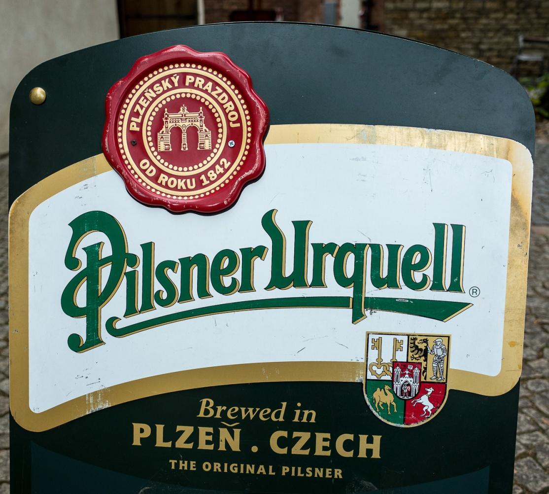 Local Watering Hole, Prague