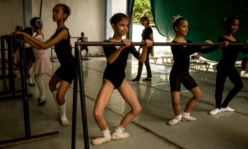 Cuban Ballerinas