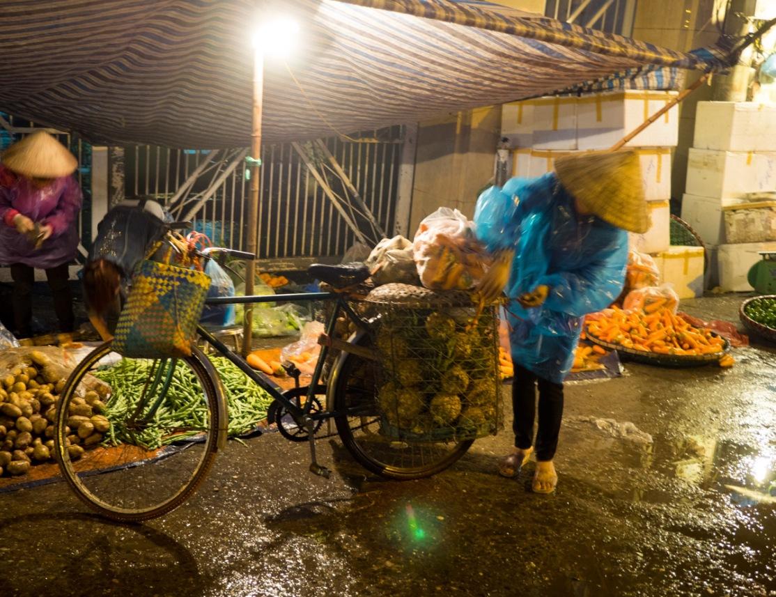 Hanoi Morning Market