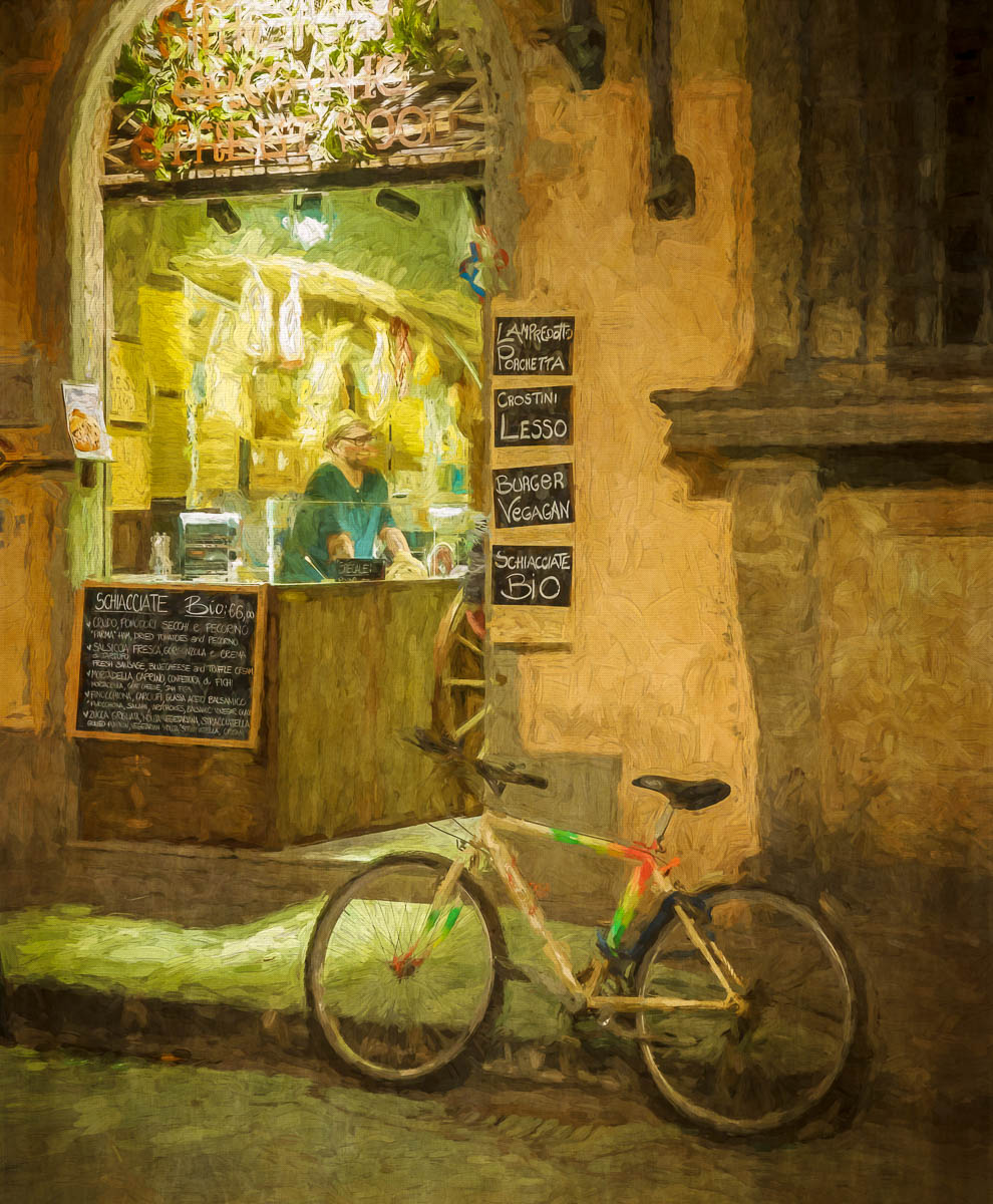 Florence, Italy-everyday